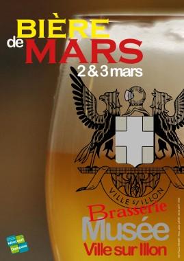 affiche biere de mars 2019